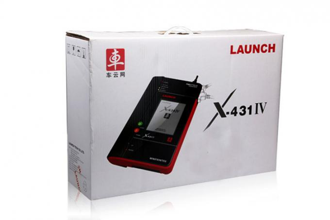 X431-IV Launch X431 Scanner Master Global Update Online with 12V / 24V Support