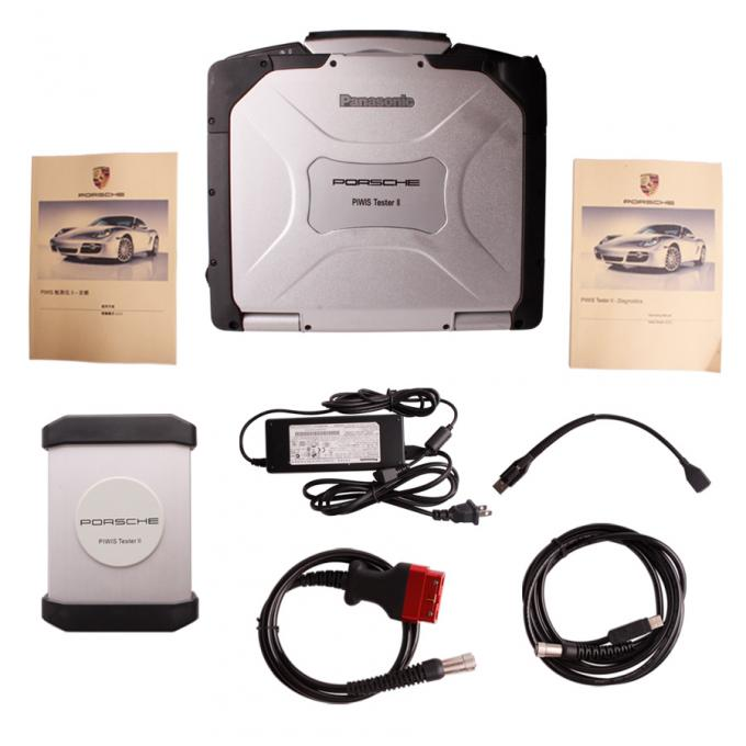 Porsche Piwis Tester II Auto Diagnostic Tools with CF-30 Laptop for Porsche Car