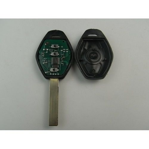 BMW 3-Button 2 track Auto Locksmith Tools 433MHZ (ID44,white board)
